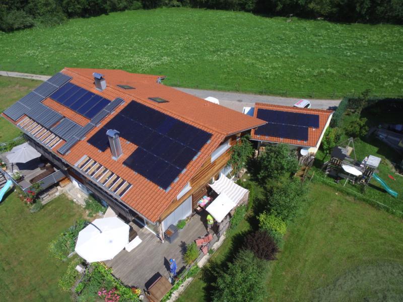 Photovoltaikanlage Sonthofen