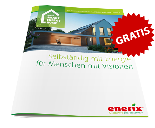 Franchise Informationen anfordern