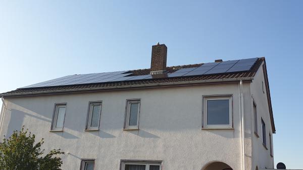 photovoltaics frankfurt reichelsheim