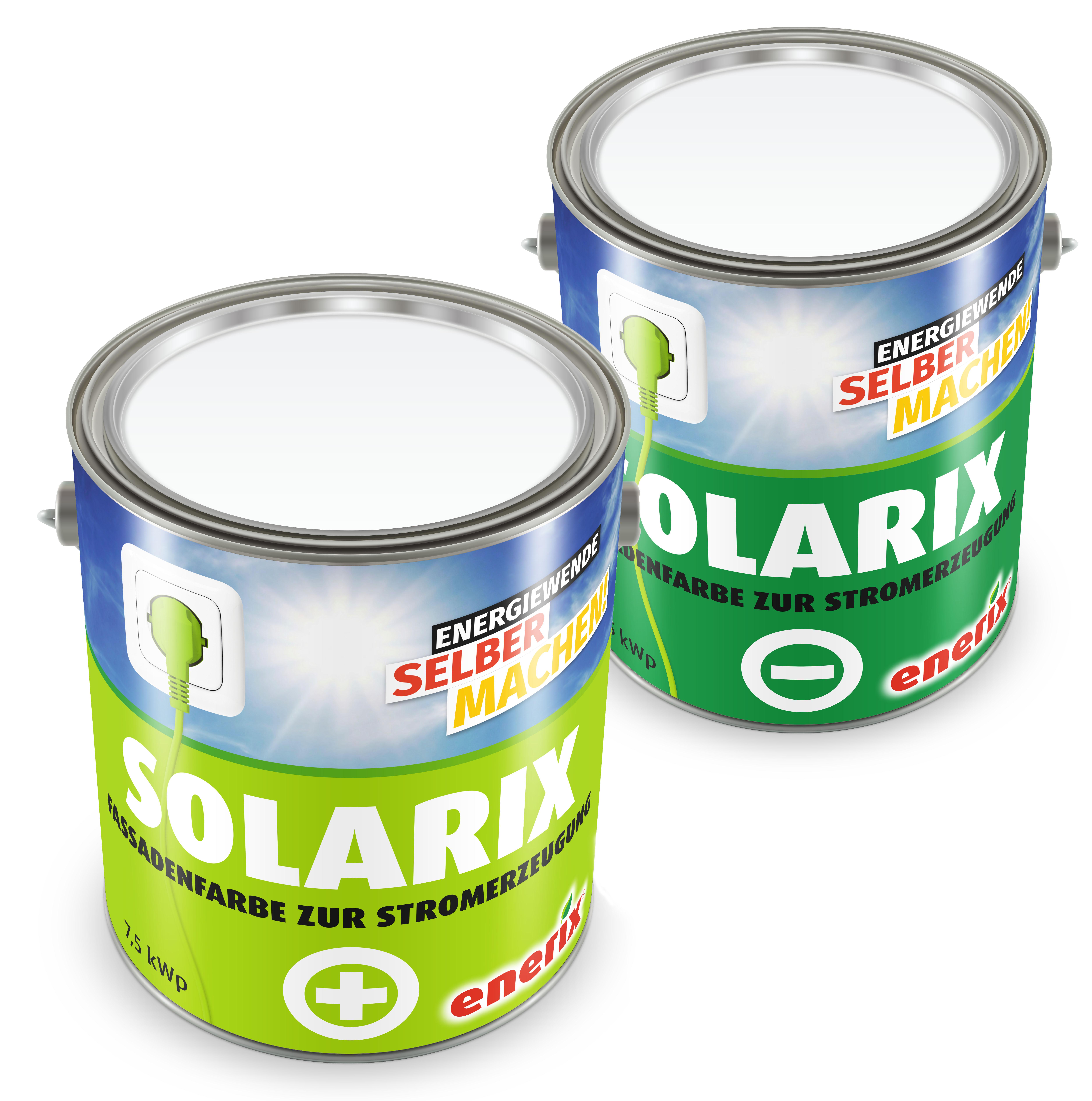 Solarstromfarbe