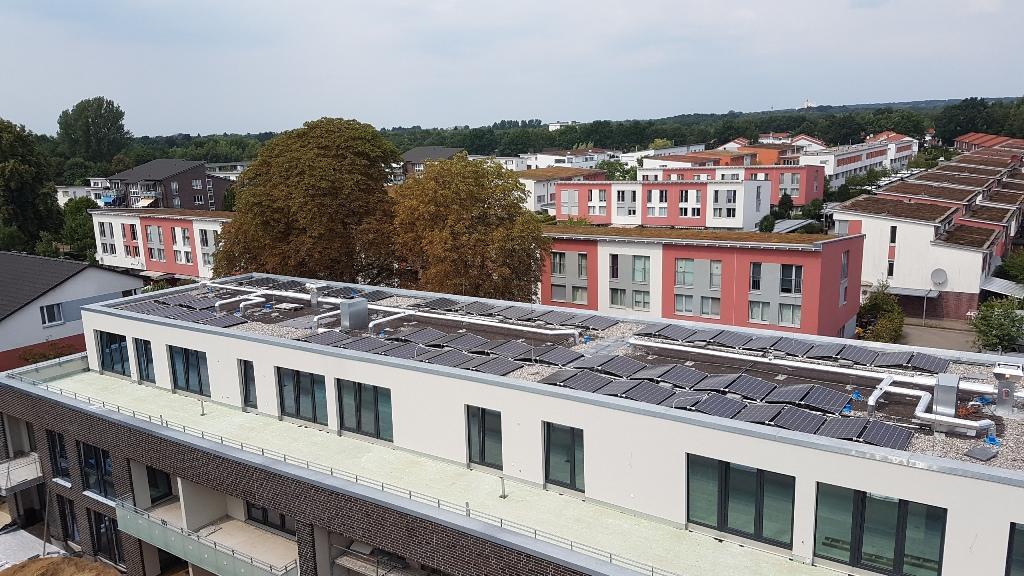 Photovoltaik Hamburg Gewerbe