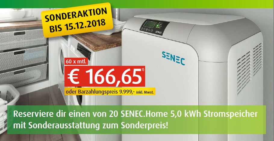 Stromspeicher Angebot Regensburg