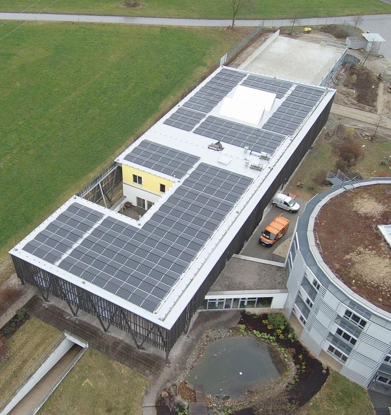 Photovoltaikanlagen für Unternehmen